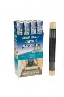 Carpet Protection Film 600mmx25m (Box 8)